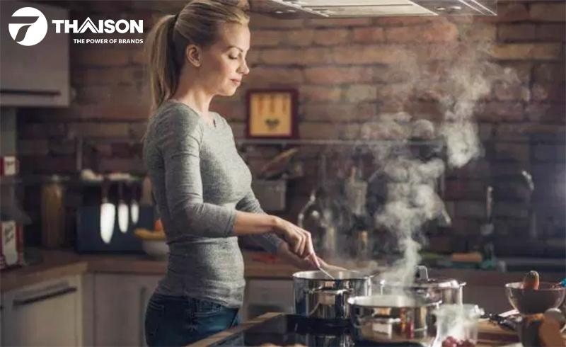 Nắng nóng ảnh hưởng thiết bị bếp như nào