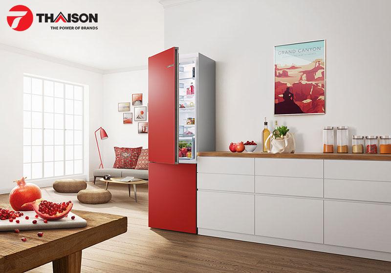Tủ lạnh mùa hè thường hoạt động nhiều hơn