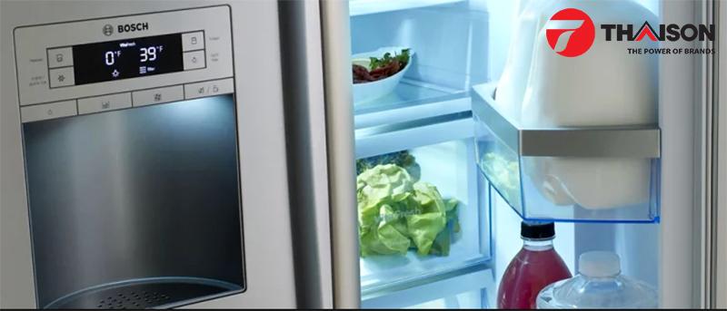 Người dùng bình chọn tủ lạnh có màn hình cảm ứng