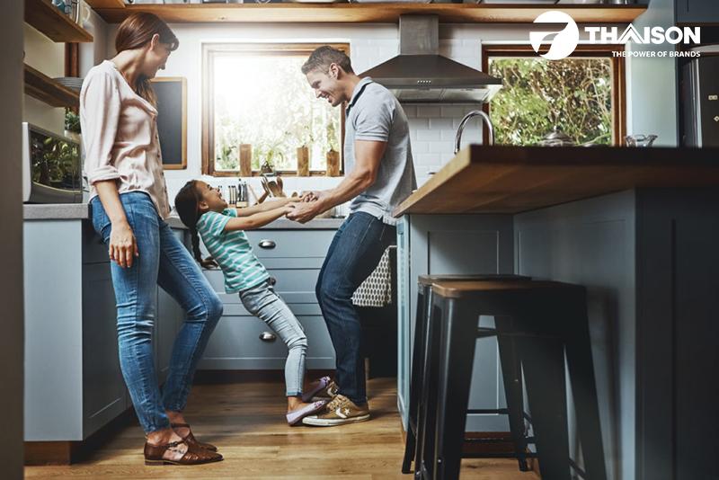 Sang trọng, thời trượng thiết bị bếp Bosch không gỉ màu đen đang trở thành xu hướng mới