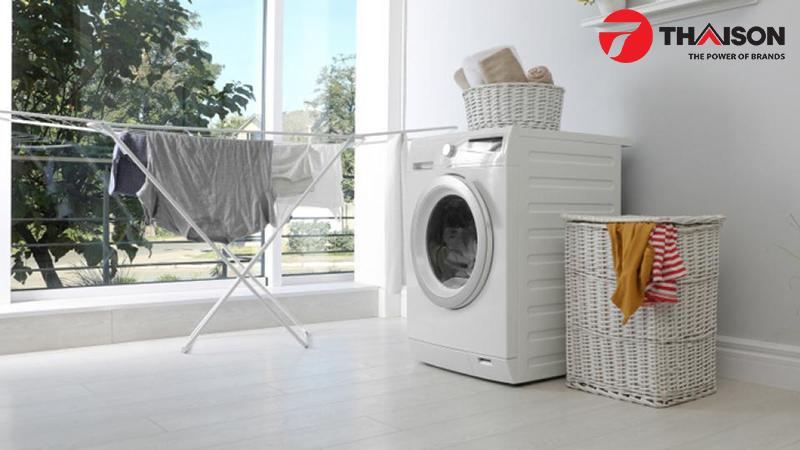 Khoảng tháng 06 - 10 là thời điểm lí tường để mua máy giặt