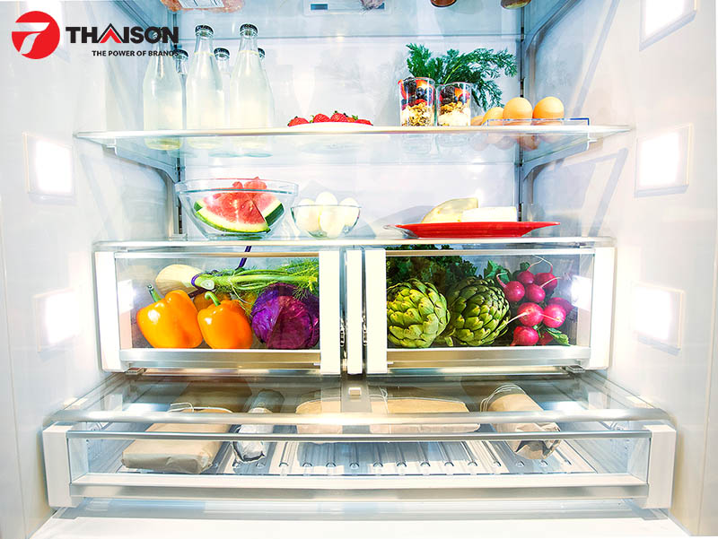 Tủ lạnh Bosch chính hãng tại Bếp Thái Sơn