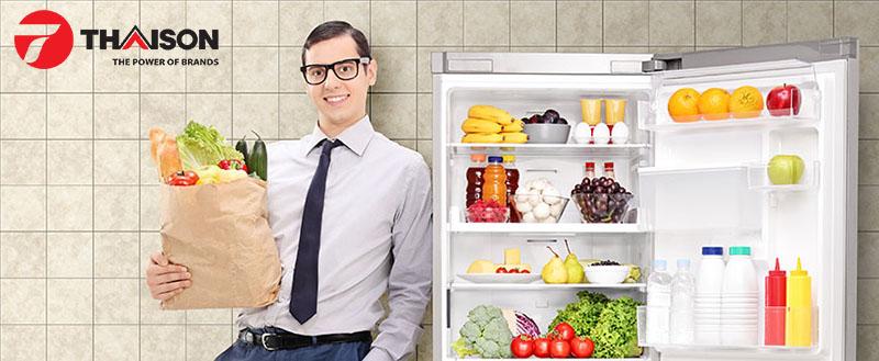 Tủ lạnh có tuổi thọ trung bình lên đến 13 năm