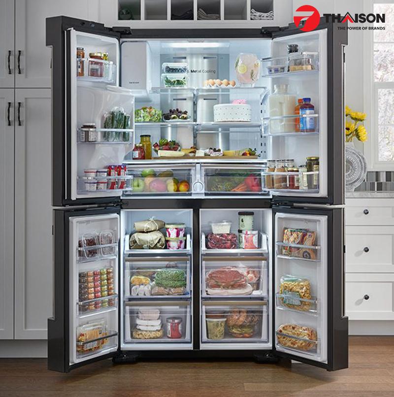 4 lý do nên mua tủ lạnh Bosch