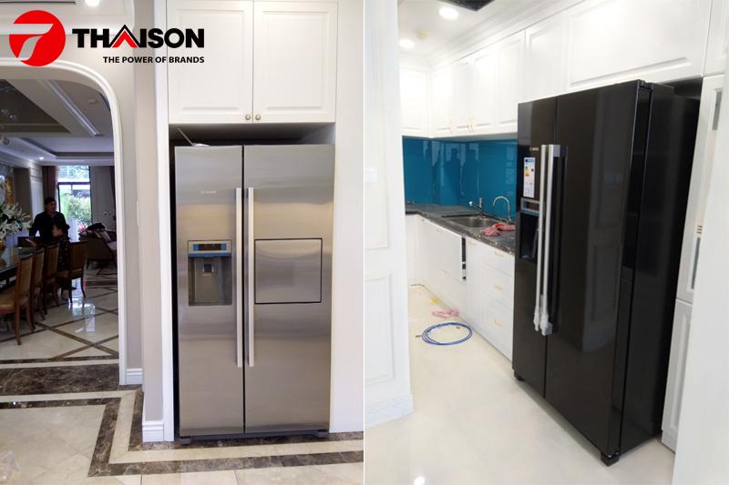 Tủ lạnh Bosch của Đức