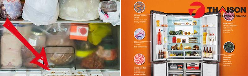 7 trong 10 tủ lạnh phát hiện vi khuẩn có hại