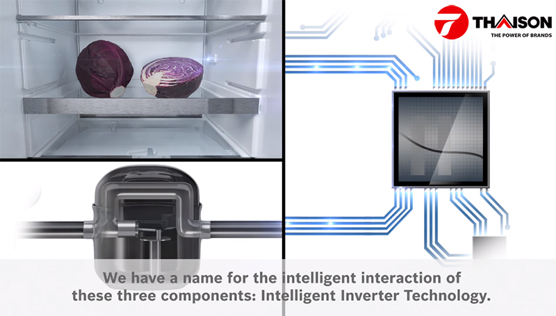 Tủ lạnh Bosch tiết kiệm điện