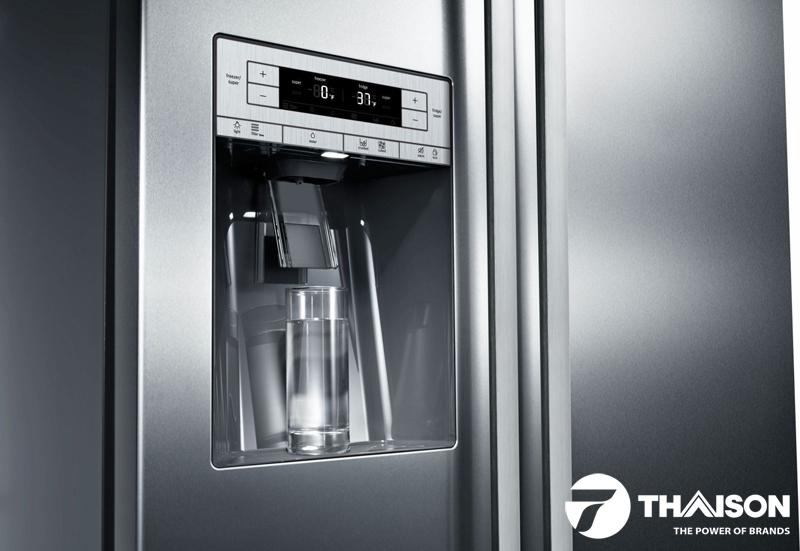 review tủ lạnh Bosch