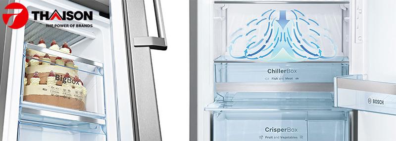 Tủ lạnh Bosch