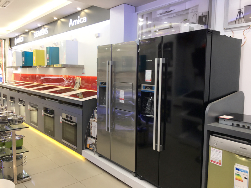 Mua tủ lạnh Bosch ở đâu