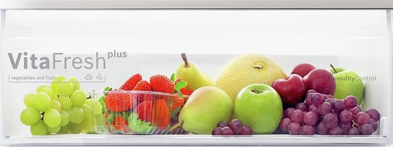 Tính năng tủ lạnh Bosch