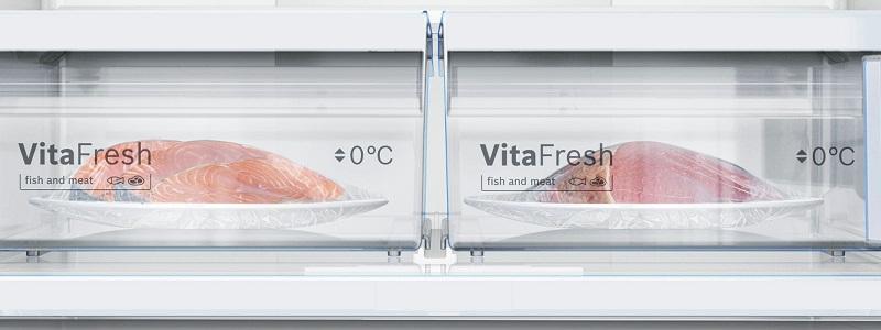 Tủ lạnh Bosch tốt nhất cho thực phẩm tươi