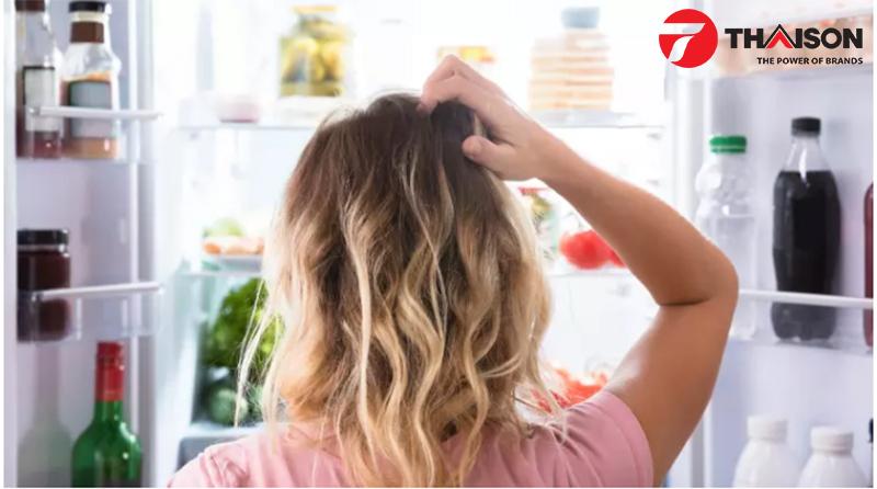 Tủ lạnh có thể khiến bạn nhiễm bệnh