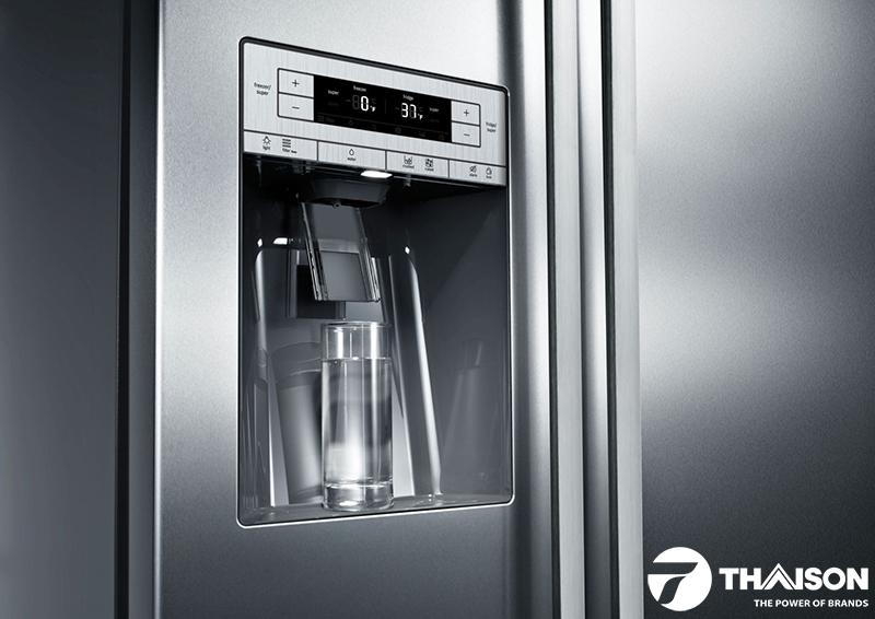 Có nên mua tủ lạnh Side by Side