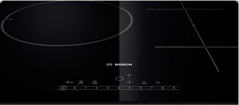 Bảng điều khiển tối giản mà đầy đủ các chức năng ưu việt của Bosch PIS611F17E