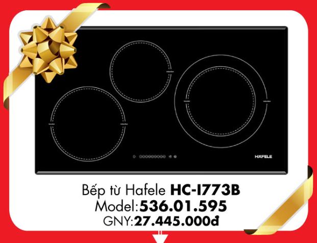bếp từ Hafele HC – I773B